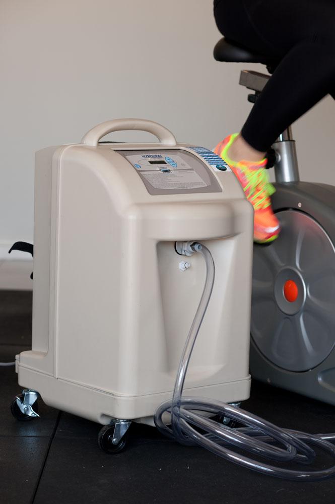 Altitiude Training Equipment