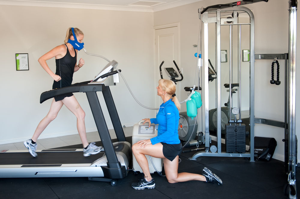 Weight Loss training with Hypoxico