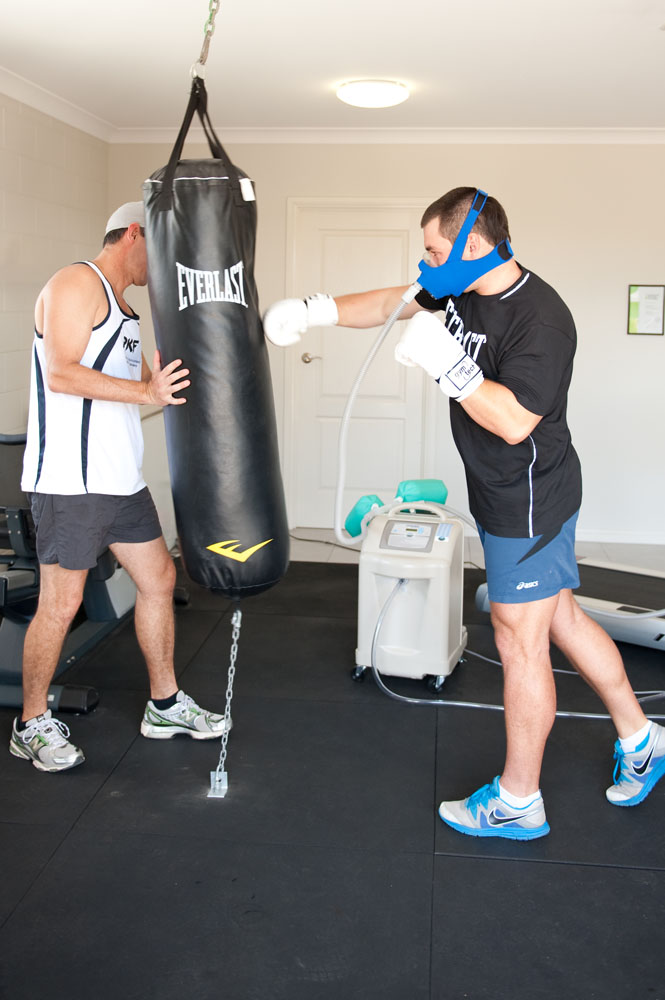 Hypoxico for personal trainers